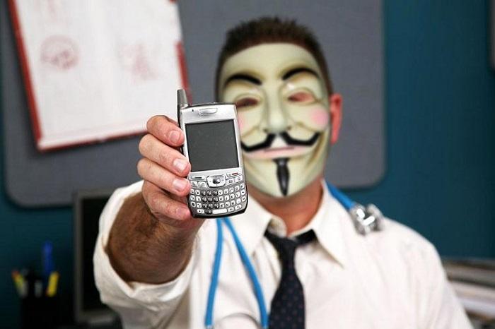 настройка телефона для обеспечения онлайн-безопасности