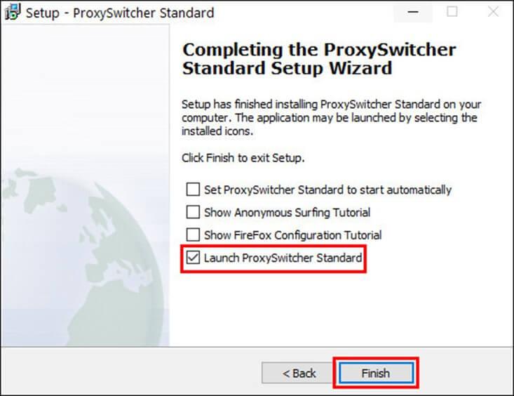 Прокси switcher стандарт или про